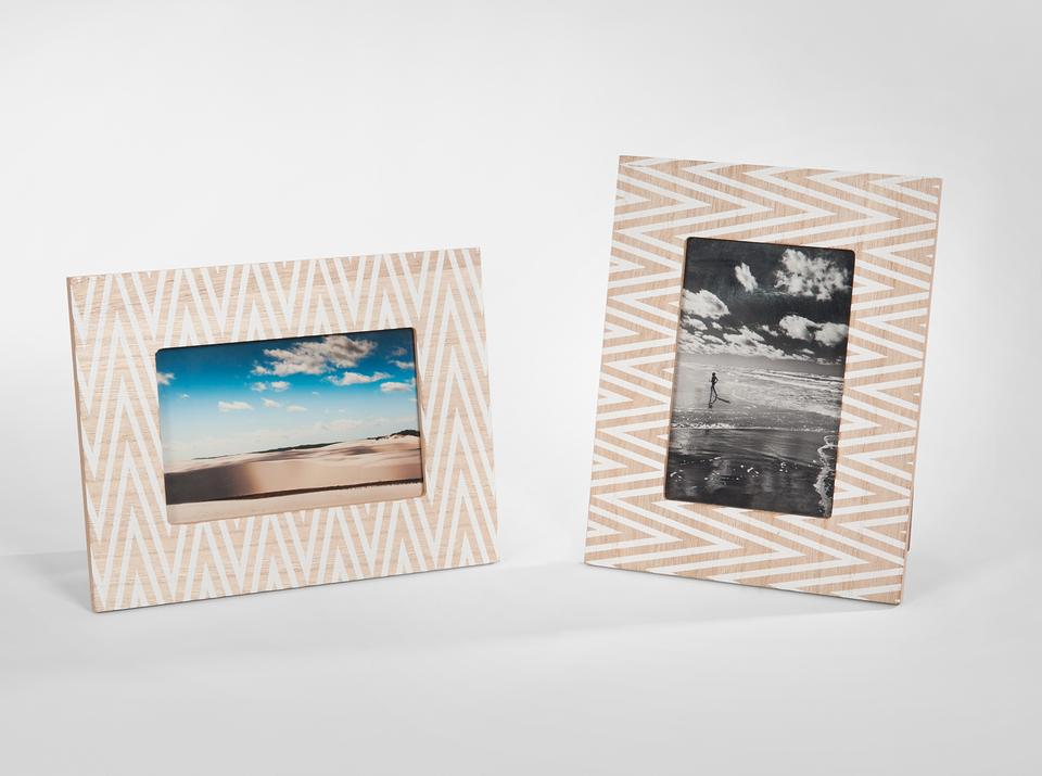Fotorahmen Muster Serie Art Kunst – 4HOMESPACE