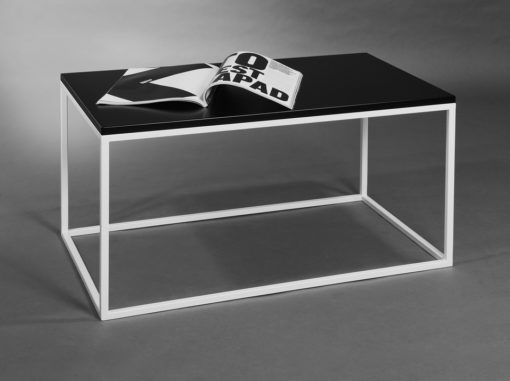 Zebra Coffee Table ZOO Line Black/white