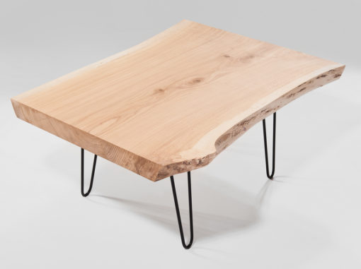 Live Edge Table Forest Line
