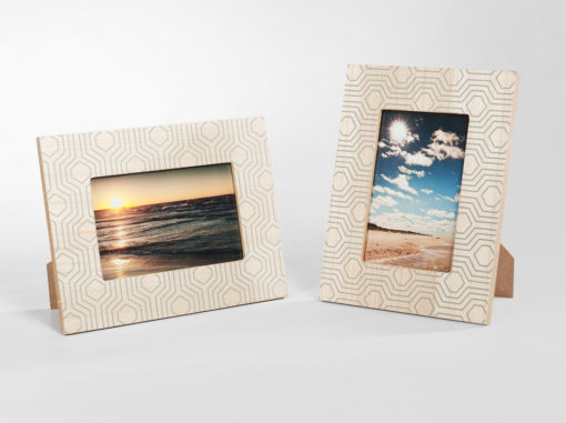 Diamond Photo Frame Art Line
