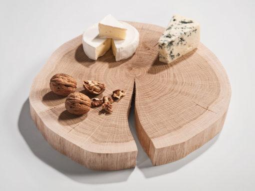 Oak Cheese Board Forest Line